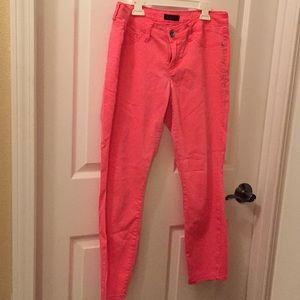 GLO jeans Pants - Pink Skinny Jeans
